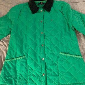 Authentic tommy hilfiger jacket women xl